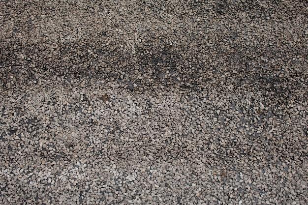 Close-up asphalt an der straße im bau. Premium Fotos