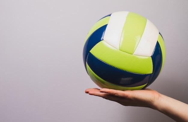 Close-up auf einem handball Kostenlose Fotos