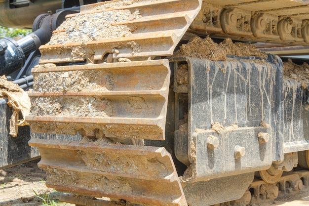 Crawler bulldozer Kostenlose Fotos