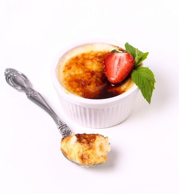 Crème brûlée Kostenlose Fotos