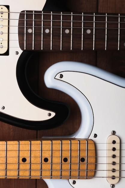 Crop elektrische gitarren Kostenlose Fotos