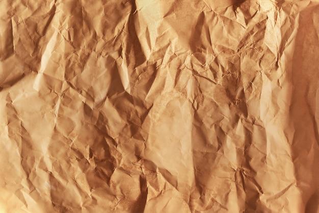 Crumped braunes papier Kostenlose Fotos