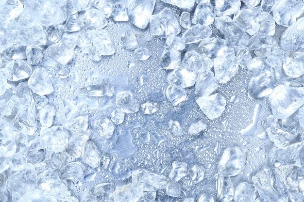 Crushed ice hintergrund Kostenlose Fotos