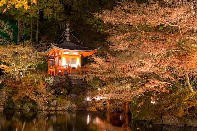 Daigoji-tempel kyoto japan Premium Fotos