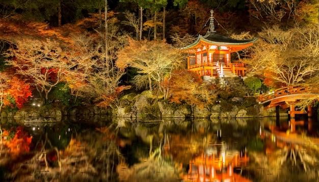 Daigoji-tempel kyoto Premium Fotos