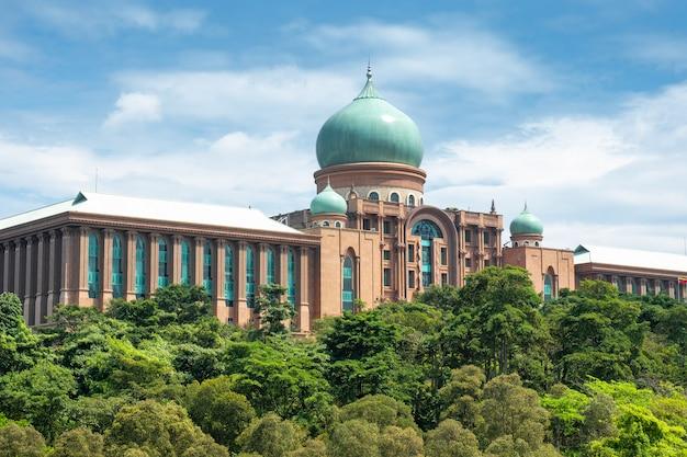 Das perdana putra, putrajaya, malaysia Premium Fotos