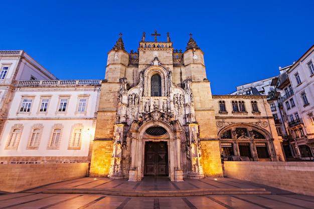 Das santa cruz kloster Premium Fotos