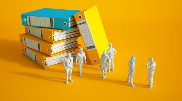 Dateiverwaltung und profis Premium Fotos