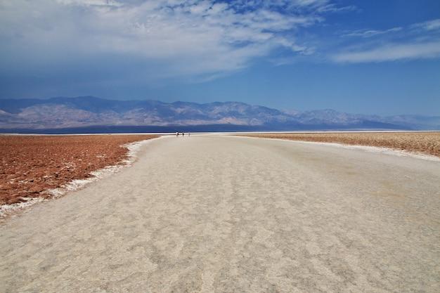 Death valley in kalifornien, usa Premium Fotos