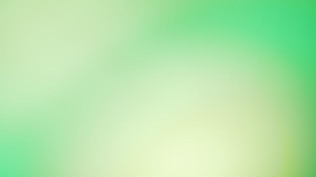 Defocused abstrakte glatte linien der grünen steigung färben hintergrund Premium Fotos