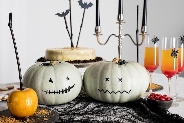 Dekorationen für halloween-party Kostenlose Fotos