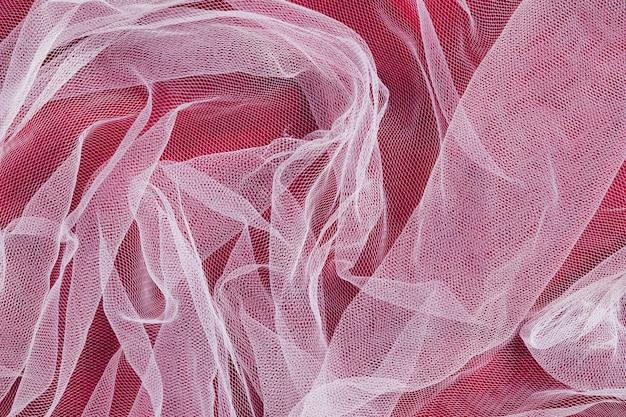 Dekorative transparente stoffmaterialien für den innenbereich Kostenlose Fotos