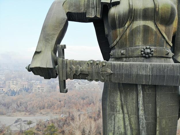 Denkmal der mutter von armenien Premium Fotos
