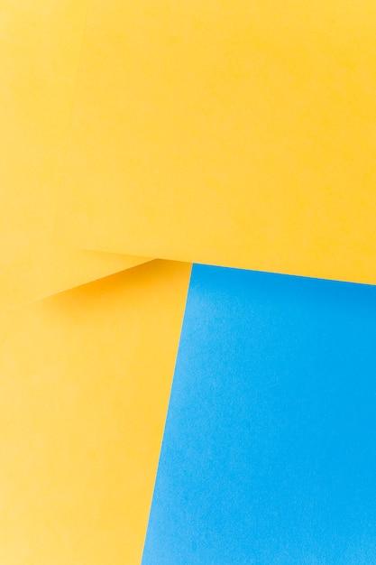 Der trend der flachen und minimalistischen kulisse Kostenlose Fotos