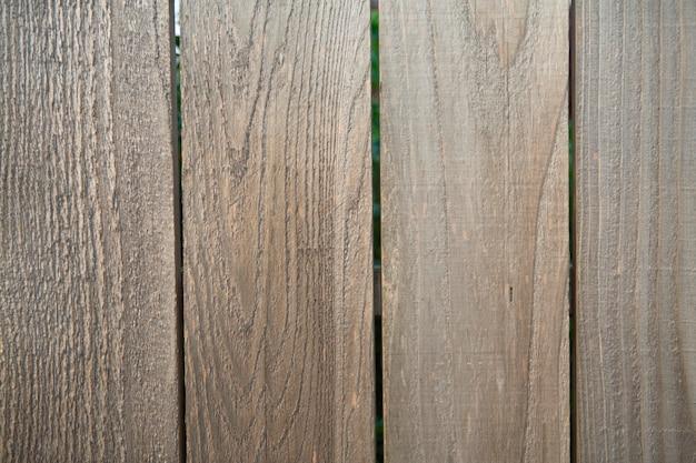 Detail der rustikalen holztäfelung Premium Fotos