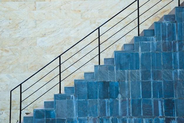 Detail der städtischen treppe Kostenlose Fotos