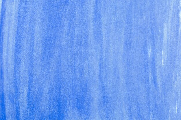 Detail des abstrakten blaus gemalt auf papierhintergrund Premium Fotos