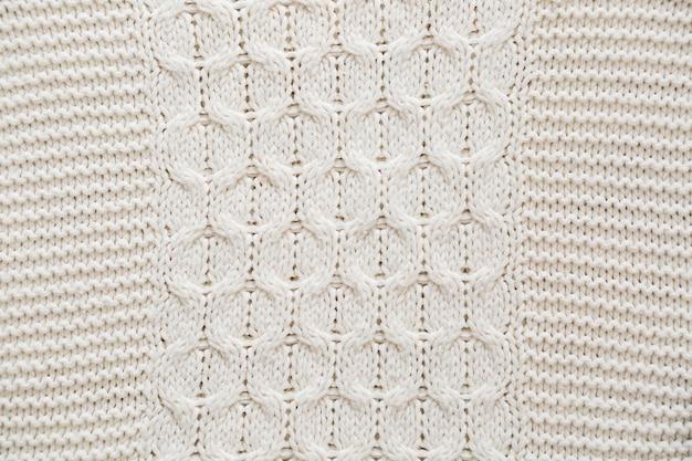Detail des gestrickten sweatshirts Kostenlose Fotos