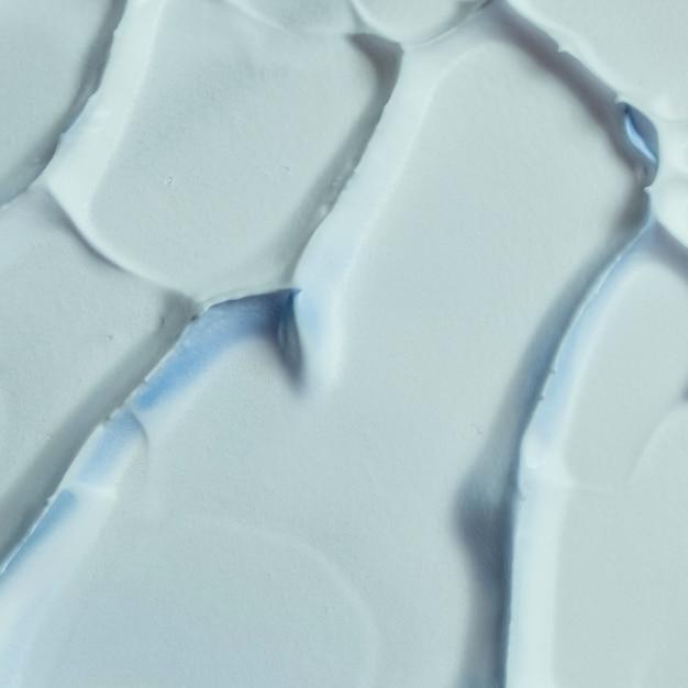 Detailansicht des glatten strukturierten blauen lackhintergrundes Kostenlose Fotos
