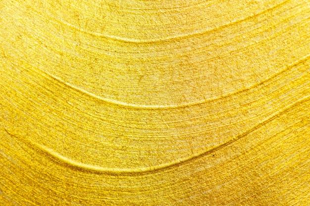Details des goldbeschaffenheits-zusammenfassungshintergrundes. Premium Fotos
