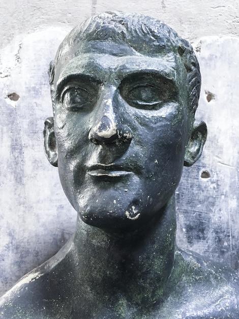 Die archäologische stätte von herculaneum Premium Fotos