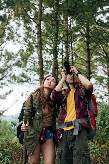 Die natur fotografieren Kostenlose Fotos