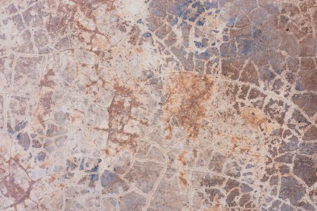 Die textur der alten betonmauer für den hintergrund Premium Fotos