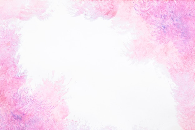 Diffuser rosa hintergrund des aquarells Premium Fotos