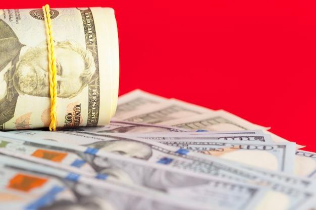 Dolar usa hautnah. Premium Fotos