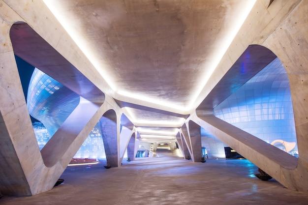 Dongdaemun design plaza Kostenlose Fotos