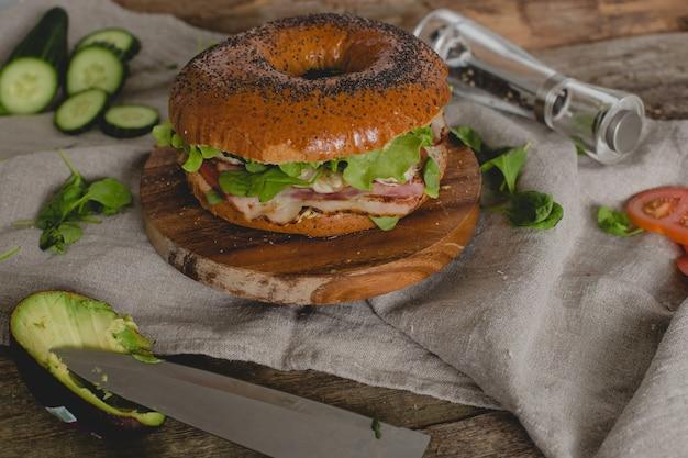 Donutsandwich Kostenlose Fotos