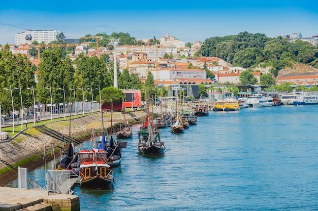 Douro fluss Premium Fotos