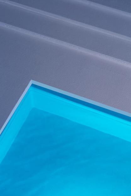 Draufsicht kleiner swimmingpool Kostenlose Fotos