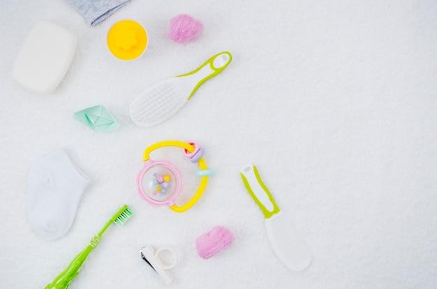 Draufsichtbadzubehör für baby Kostenlose Fotos