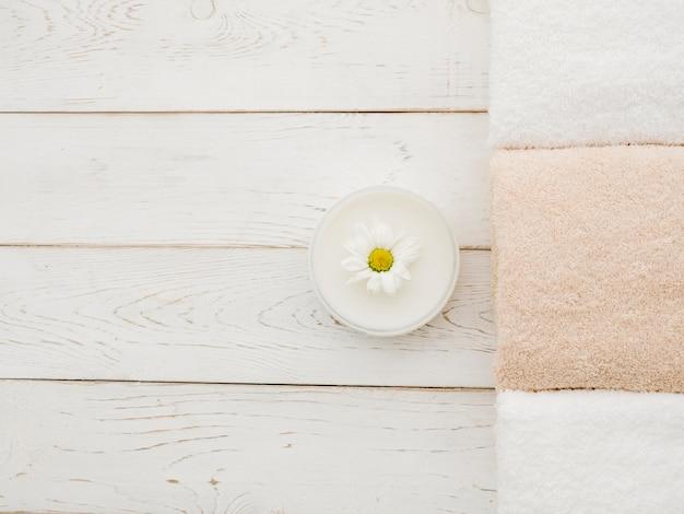 Draufsichttücher und -creme für badekurort Kostenlose Fotos