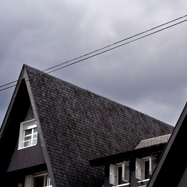 Dreieck am himmel Kostenlose Fotos