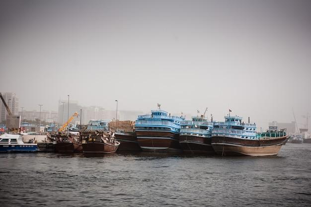 Dubai creek Kostenlose Fotos