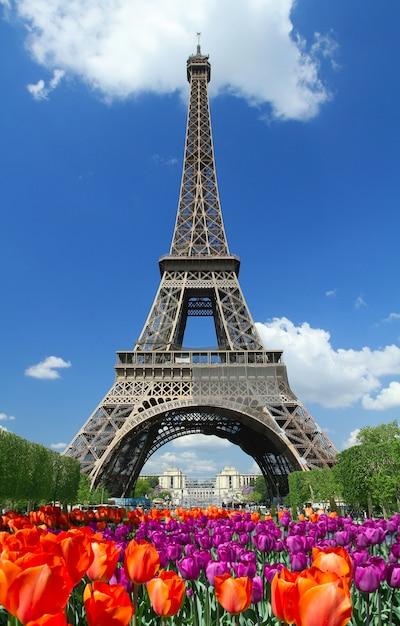 Eiffelturm Premium Fotos