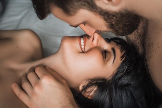 Liebespaar Beim Sex