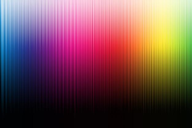 Einfache vertikale linien vibrierende geometrische geradheit der hintergrundzusammenfassung Premium Fotos