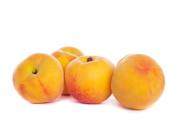 Einige pfirsiche Premium Fotos