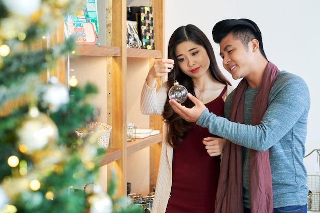 Einkaufen für weihnachten Kostenlose Fotos
