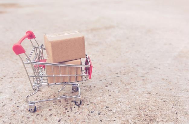 Einkaufskonzept Premium Fotos