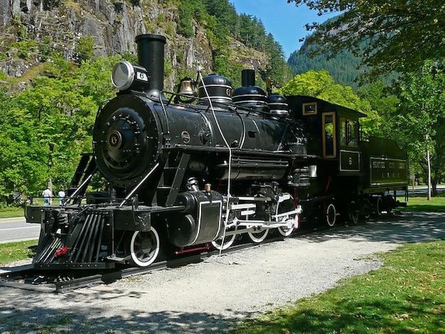 Eisenbahn lokomotive aus metall download der kostenlosen
