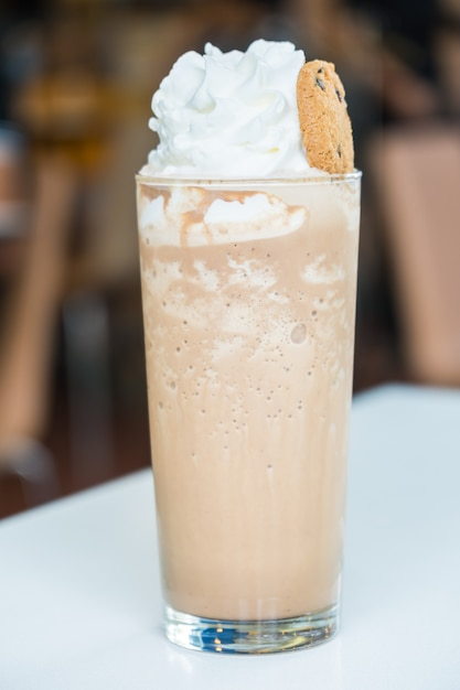 Eiskaffee smoothie Kostenlose Fotos