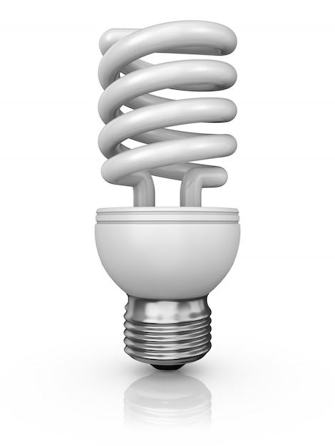 Energiesparlampe Premium Fotos