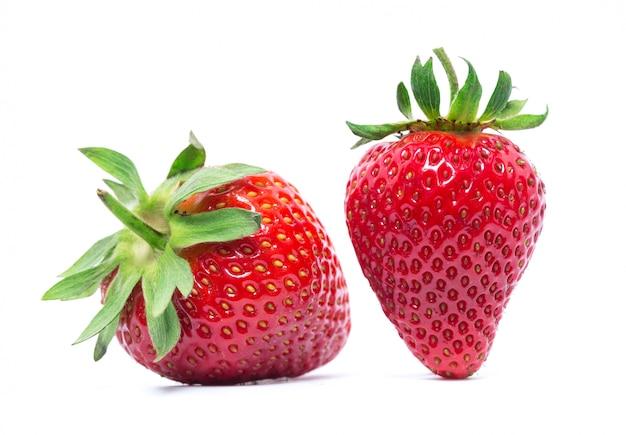 Erdbeere Premium Fotos