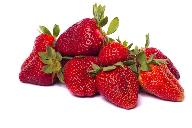 Erdbeerfrüchte Premium Fotos