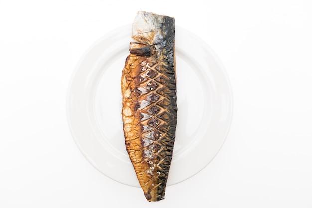Ernährung ozean makrele schwanz gegrillt Kostenlose Fotos