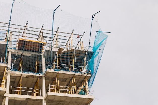 Erntegebäude im Bau Kostenlose Fotos